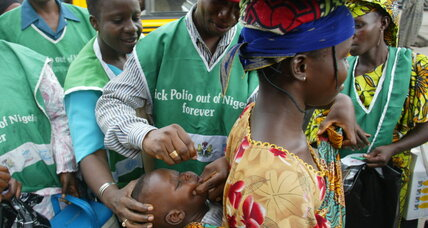 Were health care workers in Nigeria murdered for doling out polio vaccines?