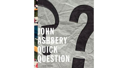 Interview with poet John Ashbery