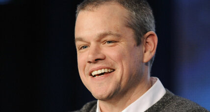 Matt Damon's humorous video spotlights sanitation crisis