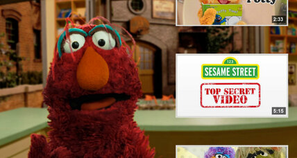 Nonprofit 'Sesame Street' nears 1 billion views on YouTube