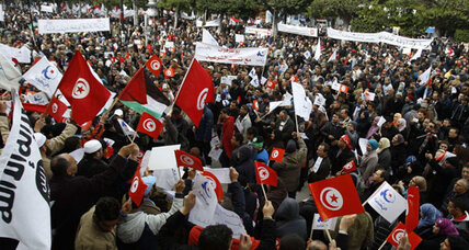 As Tunisia's Ennahda falters, supporters wonder if it can handle the heat