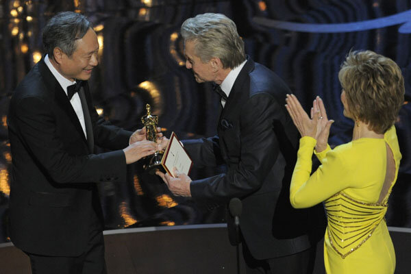 Oscar Winners 2013 A Night Of Surprises Pleasant And Not So Much Video on oscar 24 hour monitor