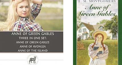 Blonde 'Anne of Green Gables'? A new cover displeases loyal readers