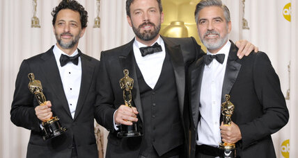 Oscar winners 2013 are dominated by literary adaptations