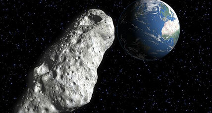Asteroid: Earth will get buzzed by an asteroid on Sunday