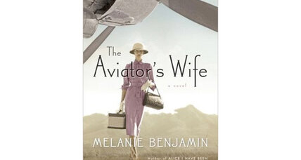 'The Aviator's Wife' author Melanie Benjamin is drawn to 'locked doors and hidden closets'