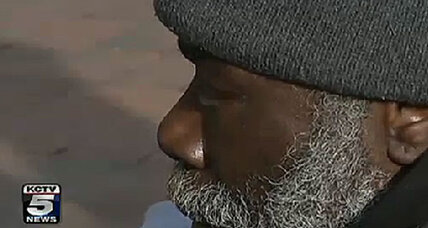 Homeless man returns a ring, gets $145,000 'reward'