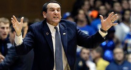Mike Krzyzewski done? Coach K says goodbye to Team USA