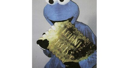 'Cookie Monster' sends 2nd note about sculpture theft
