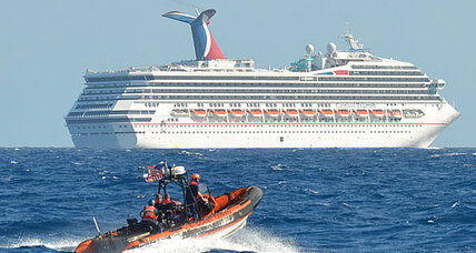 Next for Carnival Triumph cruise passengers? A 2-hour bus ride and $500.