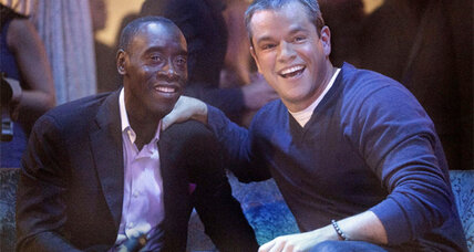 Matt Damon will appear on 'House of Lies' as a 'maniacal' version of himself