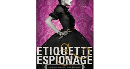 'Etiquette and Espionage,' a steampunk YA title, garners strong reviews and sales