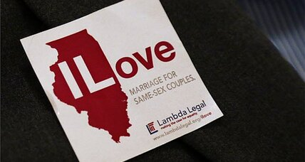 Gay marriage passes Illinois Senate: Future murky in House