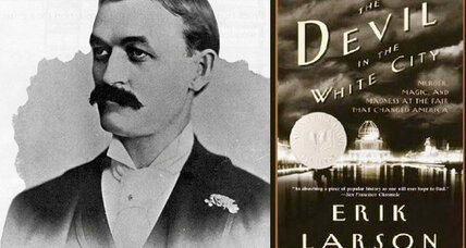 George Ferris makes a memorable appearance in Erik Larson's 'Devil in the White City'