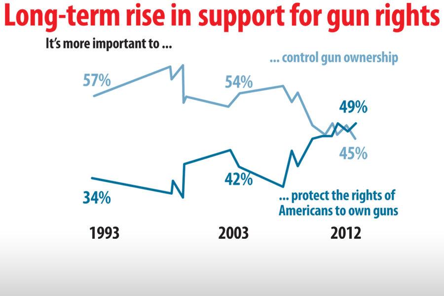 Essay: Guns in America