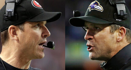 Super Bowl XLVII: Beyond the coaches, Ravens and 49ers share similarities