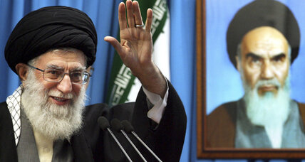 Iran's supreme leader shuts down possibility of direct nuclear talks with US