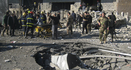 19 killed in suicide bombing targeting government-linked Shiite militia