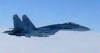 Japan scrambles jets, claiming Russian airspace invasion