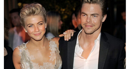'Dancing With the Stars' performers Julianne and Derek Hough will develop ballroom dancing show