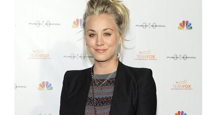 Kaley Cuoco's TV show 'The Big Bang Theory' airs one of the best episodes of 2012