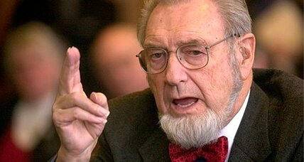 C. Everett Koop, Reagan's revolutionary surgeon general, dies
