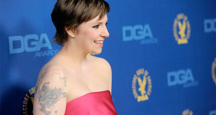 Lena Dunham captures Directors Guild TV award