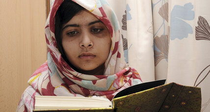 Malala Yousufzai issues first video statement since Taliban shooting (+video)
