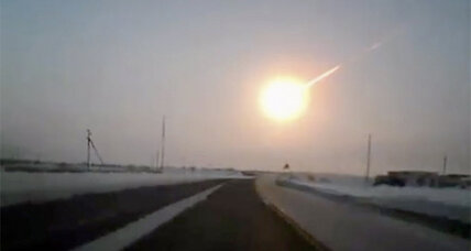 Russian meteorite: Not the first strange event in the skies of Siberia