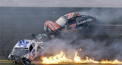 NASCAR fans to sue? Maybe not