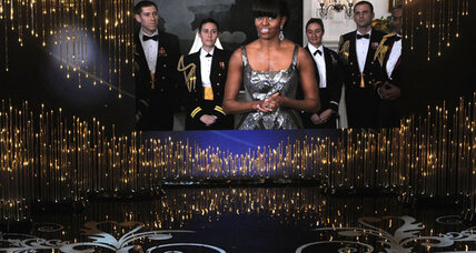 Michelle Obama announces 'Best Picture' at Oscars. Was that appropriate? (+video)