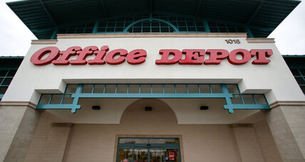 Office Depot will buy Office Max in stock deal