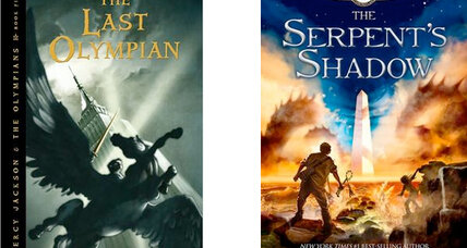 Rick Riordan's two protagonists will team up in a new short story