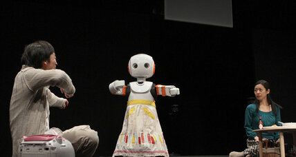 RoboTheater: Japanese robot actors take the stage