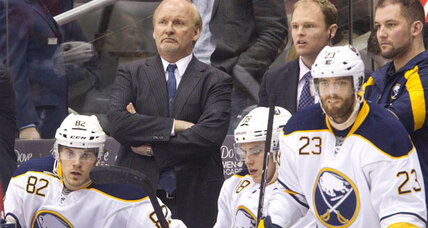 Coach fired after 16 years: NHL's Sabres try to regroup