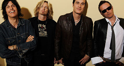 Scott Weiland rejects 'firing' by Stone Temple Pilots