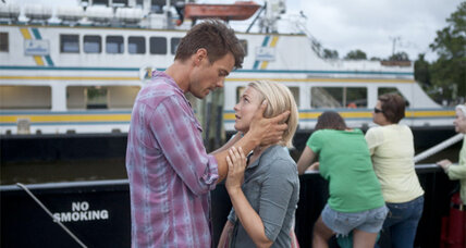 'Safe Haven' is a sudsy-scary weepfest