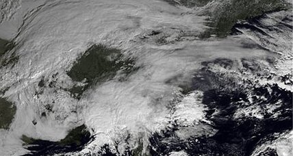 Winter storm Nemo: 2 feet or more of snow possible