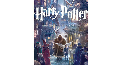 Harry Potter gets all-new covers for paperback anniversary editions