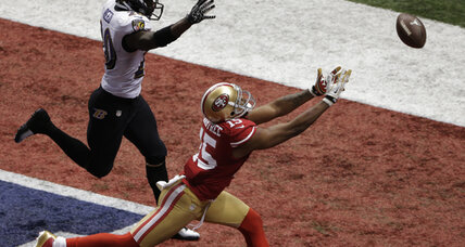 Super Bowl XLVII postscript: 49ers fall short of Ravens, final plays questioned