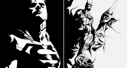 Superman and Batman to join forces?