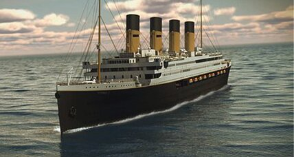 Titanic II: Replica to repeat ill-fated cruise (+video)