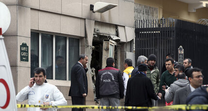 Turkey: US embassy suicide bomber was member of outlawed leftist group