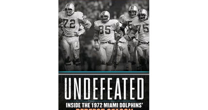 17 stories from 'Undefeated: Inside the 1972 Miami Dolphins' Perfect Season'