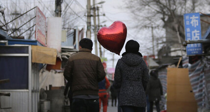Talking about love: Valentine's Day tales from around the world