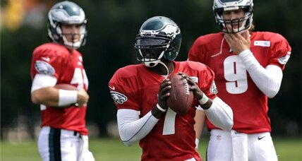 Michael Vick deal: He'll give up $1M to stay in Philly