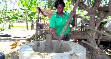 Push for biogas in Kenya asks women to get their hands dirty