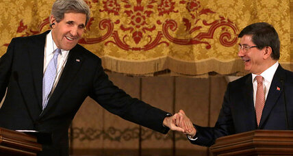Anti-Israel remarks test John Kerry's diplomacy in Turkey