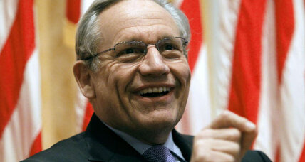 Has the left turned on Bob Woodward?