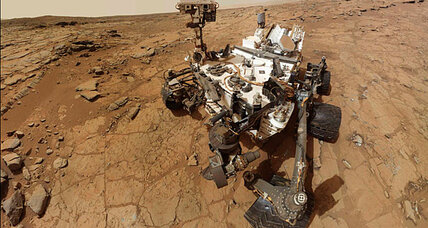 Curiosity Mars rover suffers computer malfunction